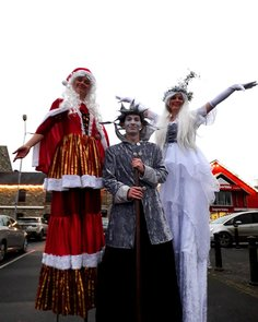 Stilt Walkers Ireland