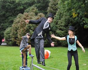 Circus Workshops Weddings