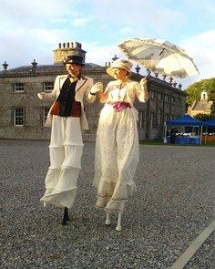 Stilt Walkers Ireland